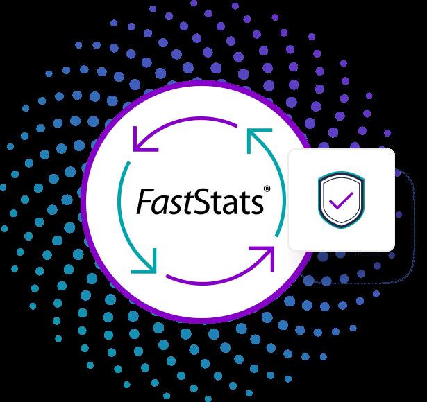 Nach dem Verkauf des Unternehmens im Jahr 1998 an NCH Marketing Services konnte durch ein Management Buyout das ursprüngliche FastStats-Team erhalten werden und die Entwicklung wurde wieder aufgenommen.